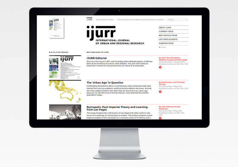IJURR digital agency leamington