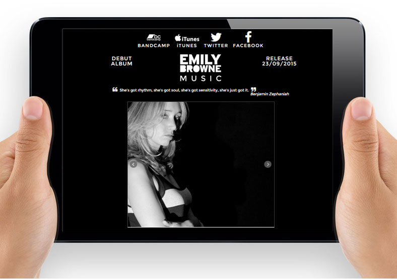 Emily-Browne-Music-Website