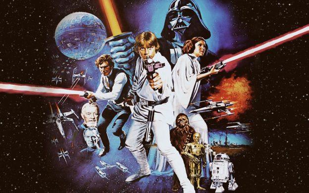 Website content Star Wars
