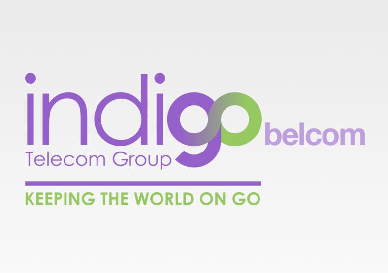 Indigo Telecom Group logo design