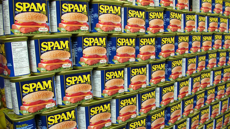 How to avoid sending spam
