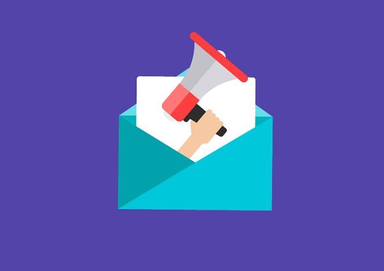 Marketing emails Warwickshire