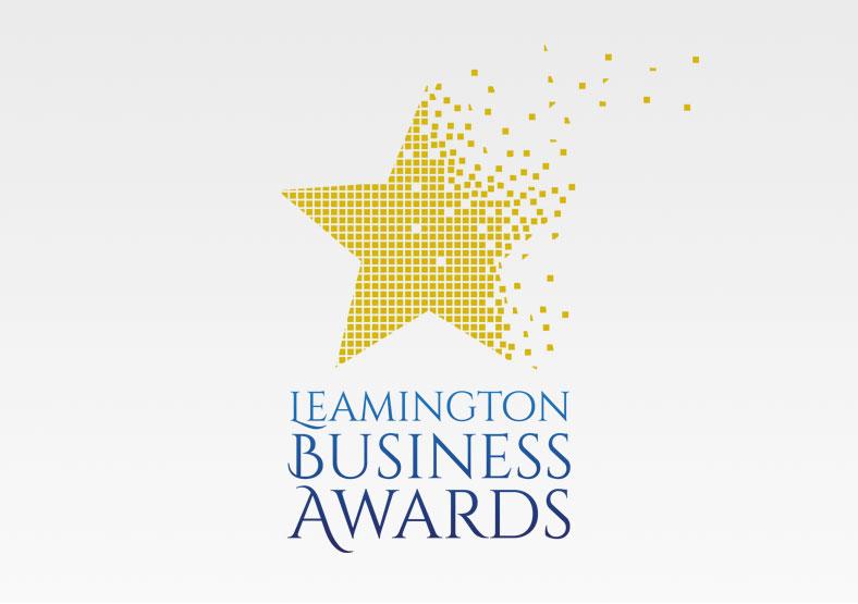Leamington Business Awards logo design