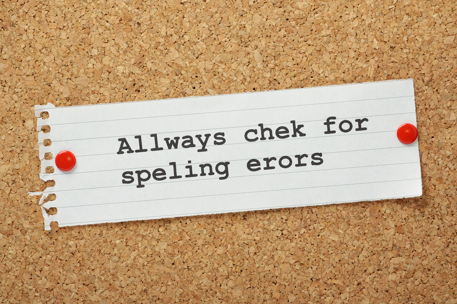 Proofreading your marketing copy